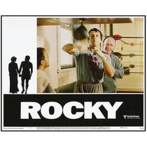 Rocky - Lobby Cards De La Pelicula (1976)