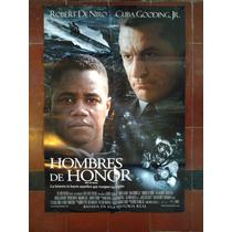 Hombres De Honor 3109 De Niro Cuba Afiche De 1 X 0.70