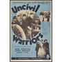 Los 3 Chiflados - Poster - Uncivil Warriors (1935)