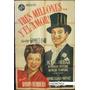 Afiche Tres Millones Y El Amor Santiago Gómez Cou 1946