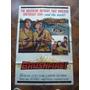 Poster De Cine / Brushfire / Año 1962