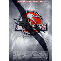 Poster Super A3 Jurassic Park 1