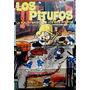Los Pitufos Afiche Cine Orig 1976 La Flauta Magica N214
