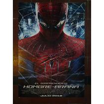 El Sorprendente Hombre Araña 2901 Afiche De 1 X 0.70