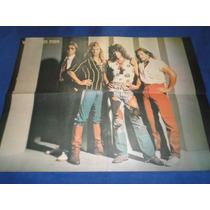 Van Halen - Poster 1984 (40 Cm Alto X 53 Ancho)