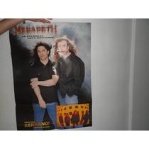 Megadeth - Poster De 80 Cm Largo X 58 Cm De Ancho