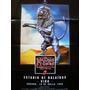 The Rolling Stones Babylon Bridges Poster Afiche Tour 1998