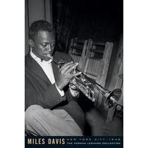 Poster Importado De Miles Davis, 1948 - Herman Leonard