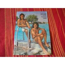 Poster De Juan Y Juan Revista Canal Tv