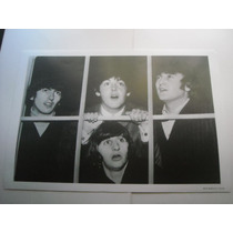 Imperdible Poster Original Musica The Beatles