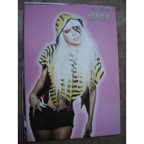 Imperdible Poster Original Musica Lady Gaga