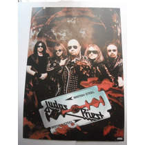 Imperdible Poster Original Musica Judaspriest