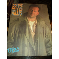 * Poster 13/20 Doble Faz 38x28 B.willis Kevin Conster