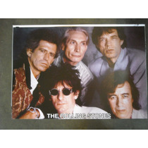 Imperdible Poster Original Musica The Rolling Stone Foto