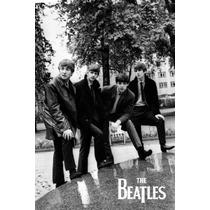 Poster Importado De Los Beatles - Icons At Leisure - 90 X 60