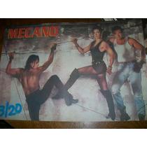 Poster Mecano / Tracy Chapman / Fabian Vena (254)