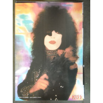 Imperdible Poster Original Musica Kiss
