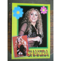 Poster Reproduccion De Musica Shakira