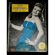 Revista Cine Mundial.ginger Rogers.febrero 1943