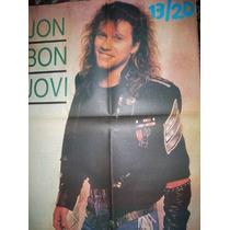 Poster Jon Bon Jovi/michael Hutchence (079)