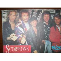Poster Scorpions / Martika (031)