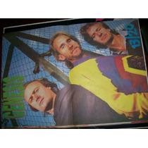 Poster Genesis/color Me Badd/megadeth (061)