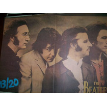 Poster The Beatles/ The Commitments- Alan Parker (049)