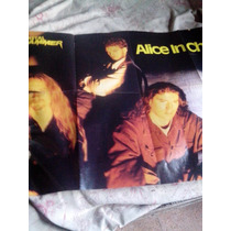 Poster Alice In Chains