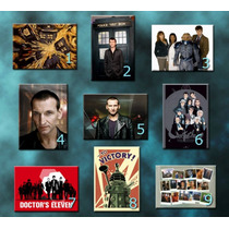 Posters A3 De Doctor Who