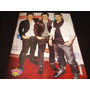 Poster Jonas Brothers * One Direction * 4 Paginas (g124)