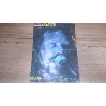 Metallica James Hetfield Poster De Revista Rns