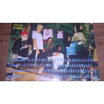 Korn Poster De Revista Madhouse