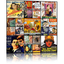 Peliculas Ganadoras Oscar   Laminas Imprimibles   1928-1950