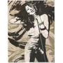 Lamina De Melissa Pluch - Rock And Roll - 16 X 22 Cm