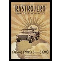 Carteles Antiguos Chapa Poster 60x40cm Rastrojero Fi-058