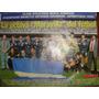 Boca Juniors - Mini Poster - Campeón Invicto 8° Div.1996