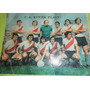 Poster Foto-cromo River Plate 72 Dia 5a4 A Boca