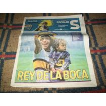 Suplemento Especial Carlitos De La Boca Campeón 2015 Poster
