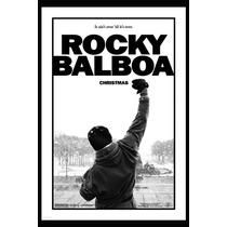 Carteles Antiguos Poster Gruesa 60x40cm Rocky Balboa Fi-002
