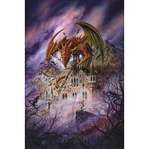 Excelente Poster De Fantasia - Alchemy - Snagov Aquarius