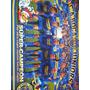 Poster Boca Campeón 2000