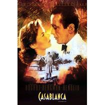 Carteles Antiguos De Chapa Poster 60x40cm Casablanca Fi-034