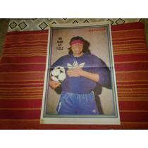 Poster De Hugo Orlando Gatti 1986 Cronica