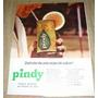 Antigua Publicidad Pindy Lata Gaseosa Pomelo 1968 Pindapoy