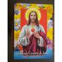 Poster Reproduccion Religioso Sagrado Corazon De Jesus