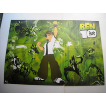 Imperdible Poster Original Anime Ben 10