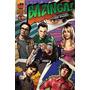 Poster De La Serie The Big Bang Theory - Bazinga! - 90 X 60