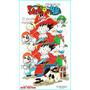 Póster Revista Dragon Ball Son Goku Pirata Bulma Krilin Bola