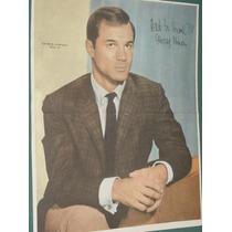 Television Poster Antiguo George Maharis Ruta 66 Cine