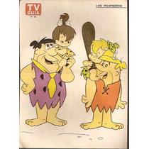 Poster Tv Guia 82- Los Picapiedras (021)